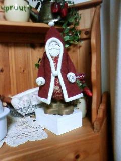 小さい森のクリスマス♪